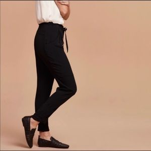 ARITZIA WILFRED SILK MORAI PANTS
